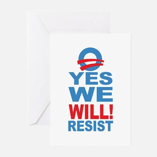 Anti Obama Greeting Cards (Pk of 10)