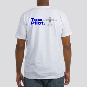 Tow Pilot: Fitted T-Shirt