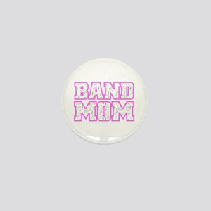Varsity Band Mom Mini Button