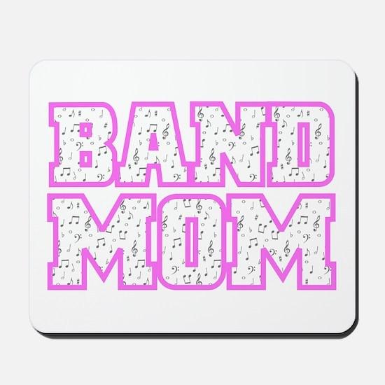 Varsity Band Mom Mousepad