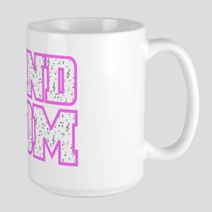 Varsity Band Mom Large Mug