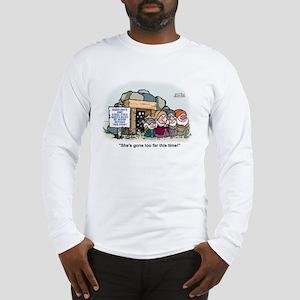 dwarfs_lg Long Sleeve T-Shirt