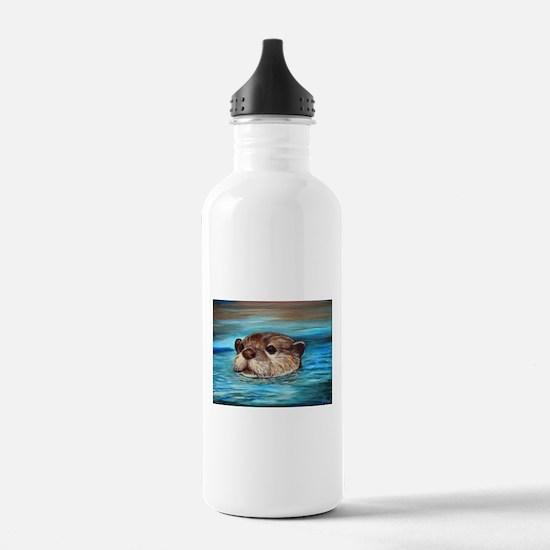 River Otter Sports Water Bottle