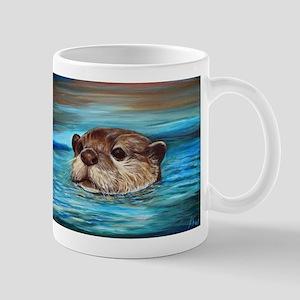 River Otter Mugs