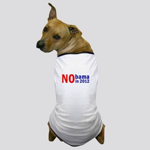 Nobama in 2012 Dog T-Shirt