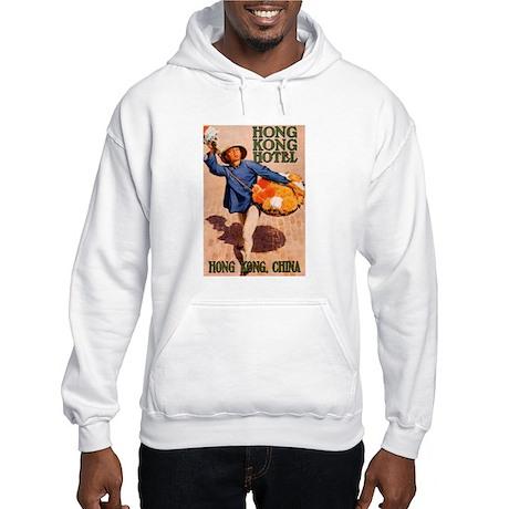 Hong Kong China Hooded Sweatshirt