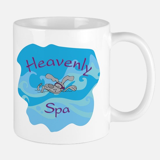 Heavenly Spa Mug