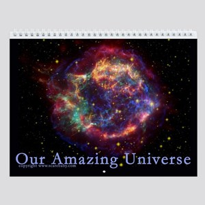 Our Beautiful Universe Astronomy Calendar