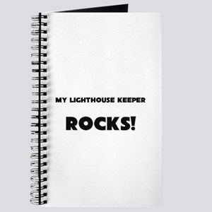MY Lighthouse Keeper ROCKS! Journal
