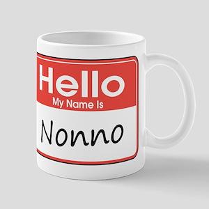 Hello, My name is Nonno Mug
