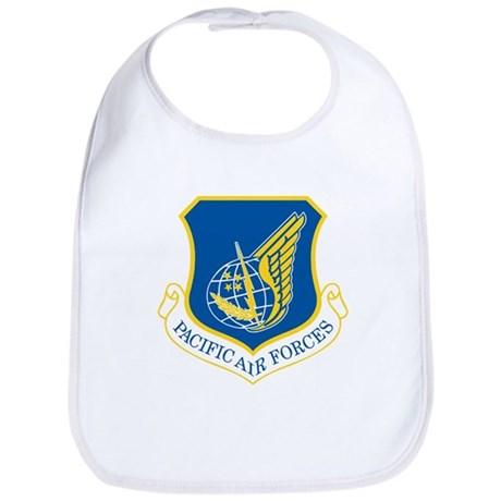 Pacific Air Forces Bib
