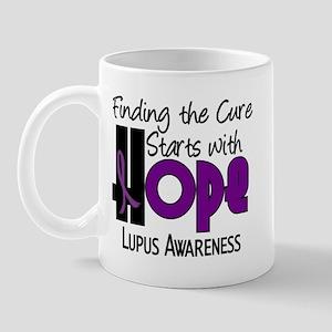 HOPE Lupus 4 Mug