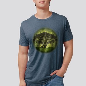 Buddha Beneath the Bodhi Tree T-Shirt