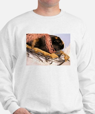 Sledding Jimmy! Sweatshirt
