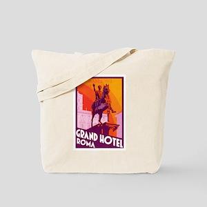 Roma Rome Italy Tote Bag