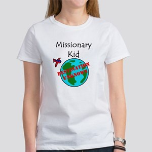 Missionary Women's T-Shirt