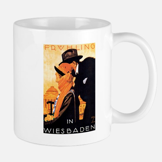 Wiesbaden Germany Mug