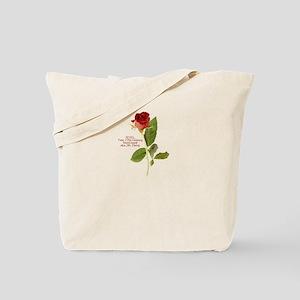 19th Century Gentleman Tote Bag