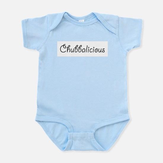 Chubbalicious Infant Bodysuit