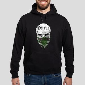 Duncan Tartan Bandit Hoodie (dark)