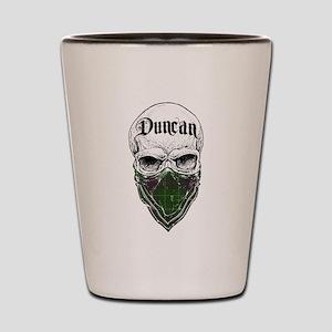 Duncan Tartan Bandit Shot Glass