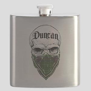 Duncan Tartan Bandit Flask