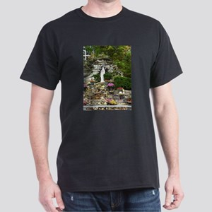 Our Lady of Lourdes Shrine in the Fall T-Shirt