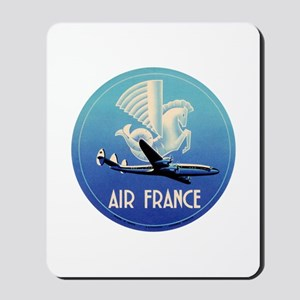 Air France Airlines Mousepad