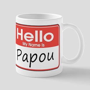 Hello, My name is Papou Mug