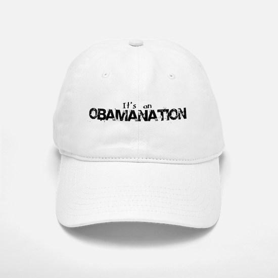 Obamanation Baseball Baseball Cap