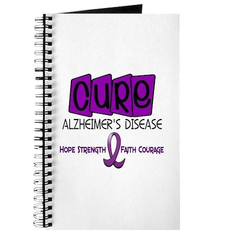 CURE Alzheimer's Disease 1 Journal
