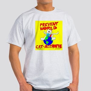 World Catastrophe Light T-Shirt