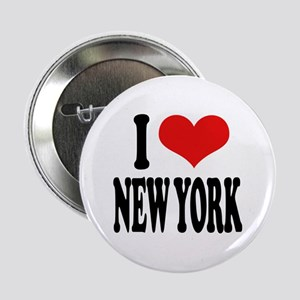 "I * New York 2.25"" Button"