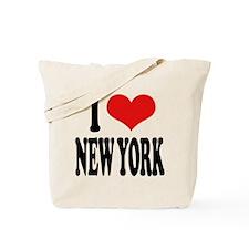 I * New York Tote Bag