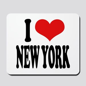 I * New York Mousepad