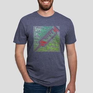 medical syringe drugs heroin T-Shirt