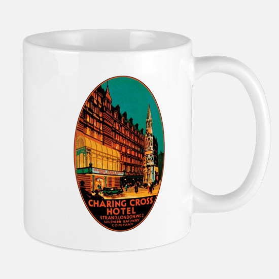 Charing Cross London England Mug