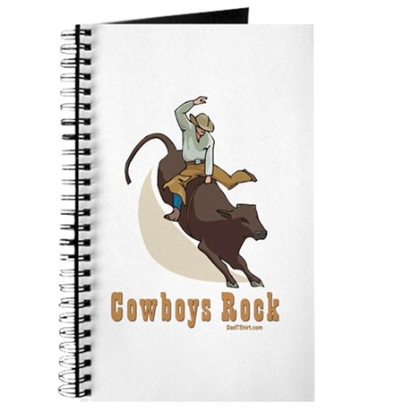 Cowboys Rock Sports Journal