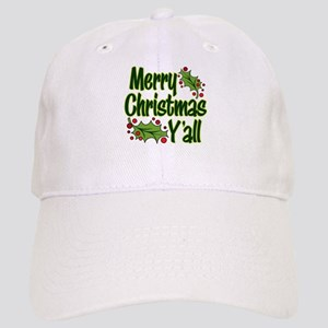 Merry Christmas Y'all Cap