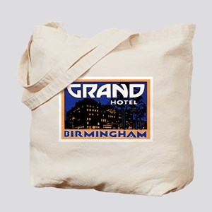 Birmingham England Tote Bag