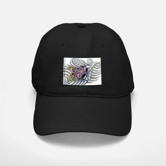 SkullBrain Baseball Hat