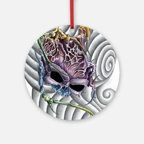 SkullBrain Keepsake (Round)
