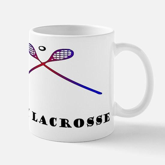 Play Lacrosse! Mug