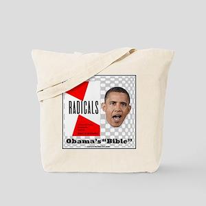 """Obama's Bible"" Tote Bag"
