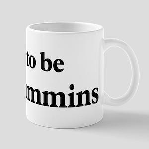 Soon to be Mrs. Cummins Mug
