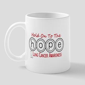HOPE Lung Cancer 6 Mug