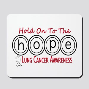 HOPE Lung Cancer 6 Mousepad