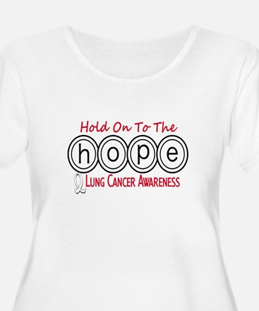 HOPE Lung Cancer 6 T-Shirt