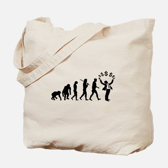 Finance Investing Banking Tote Bag
