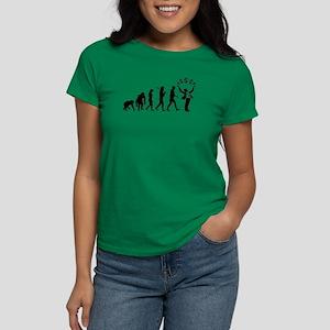 Finance Investing Banking Women's Dark T-Shirt